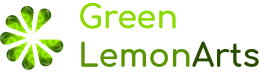GreenLemonArts Logo